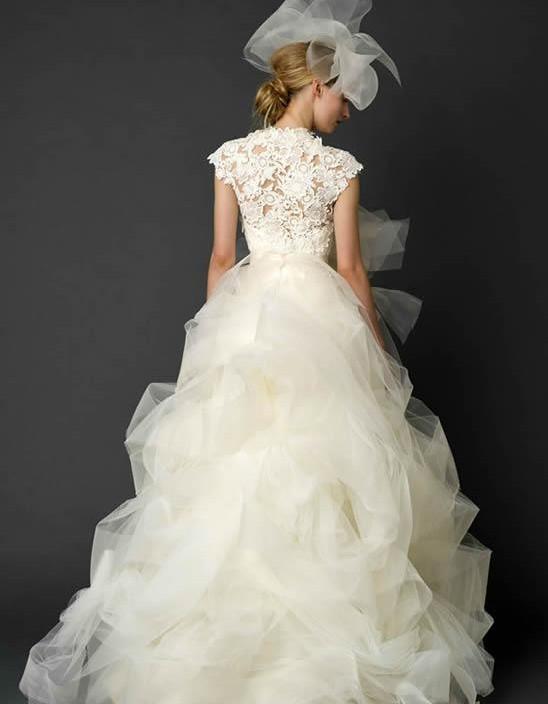 2012婚纱流行趋势