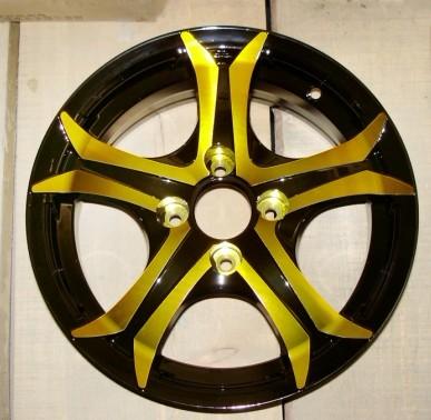 轮毂升级改装  正新轮胎