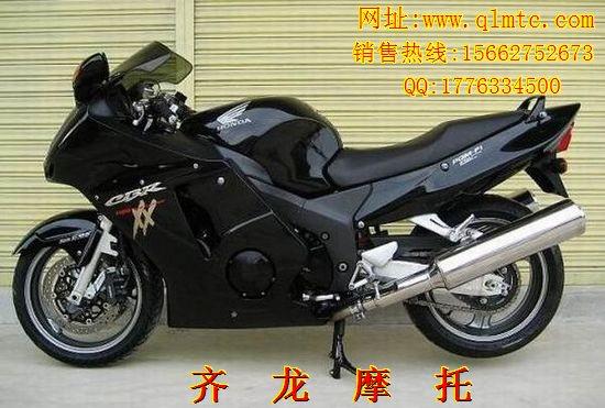 本田CBR1100XX超级黑鸟