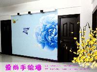 手绘墙案例
