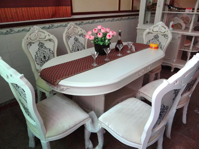 餐桌(椭圆)