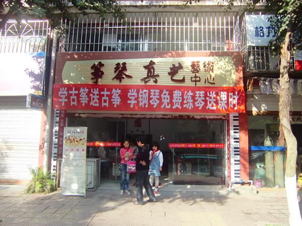 遂宁筝琴真艺艺术中心 遂宁古筝培训 钢琴、扬琴、二胡培训