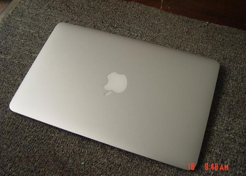 苹果艺术品:最新款11寸air高配
