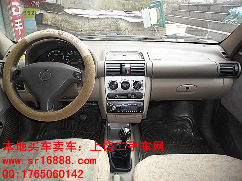 2004年6月别克,上海通用-赛欧