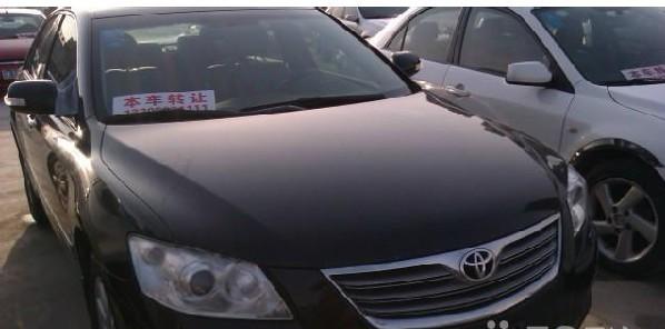 丰田 凯美瑞 2006款 240G 豪华版
