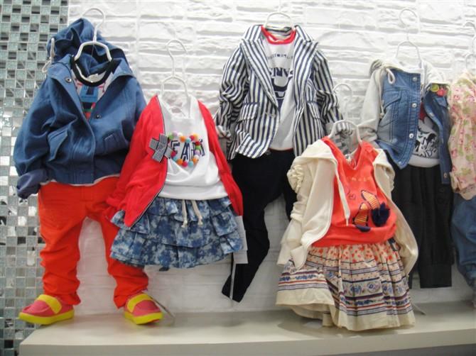 韩国知名童装品牌加盟