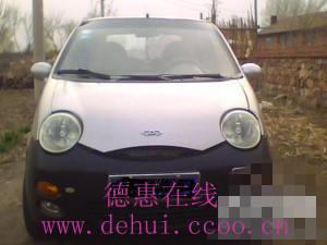 奇瑞QQ32006款 0.8 手动基本型