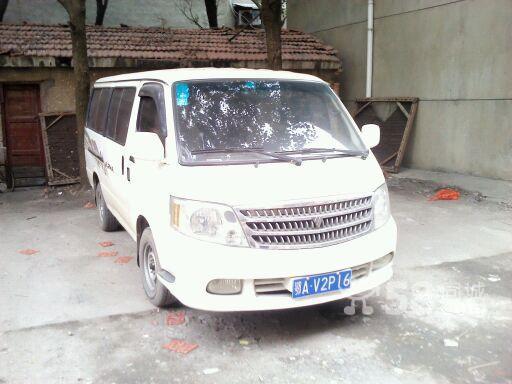 出售北京福田海狮金杯柴油车