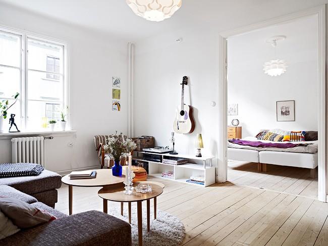 67平米两室一厅 一家三口温馨小家