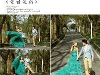 金贵夫速度不减人户外婚纱摄影