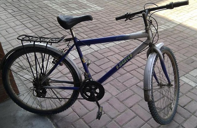 變速山地自行車100員賣了