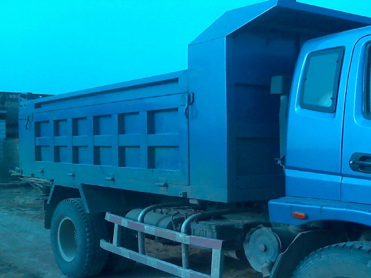 出售五征奥驰2000自卸车一辆图片