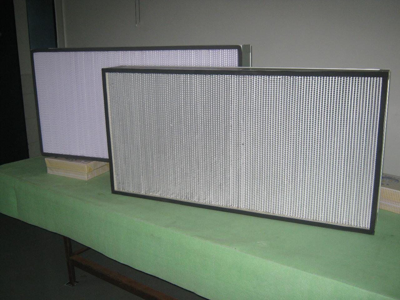 高效过滤器/惠州有隔板高效过滤器