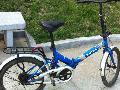 低价出售小型折叠自行车