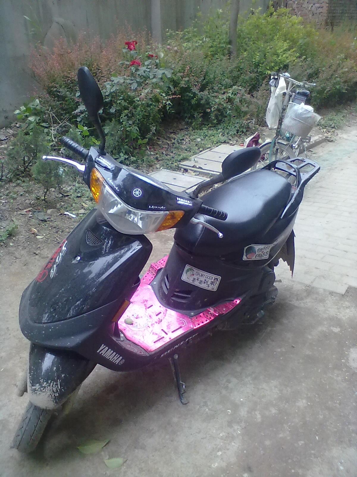 (有图)出售二手摩托车