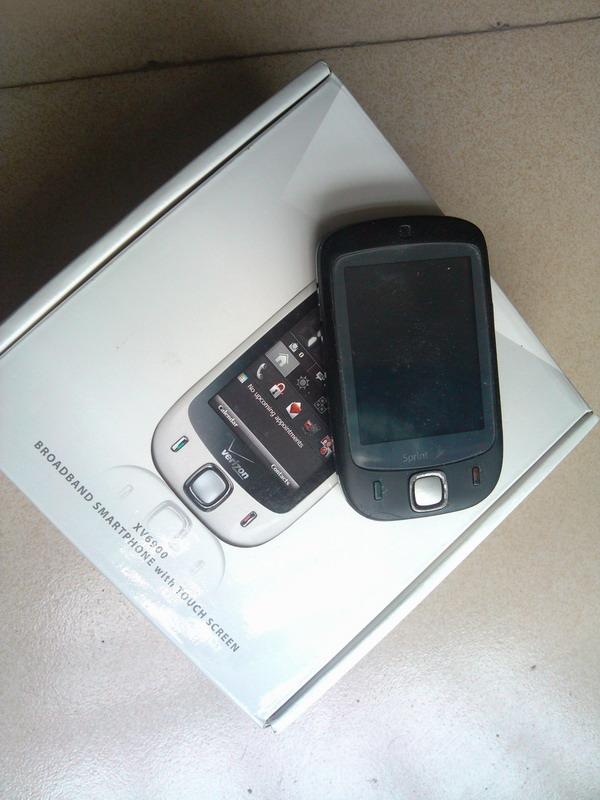电信天冀智能手机80元甩卖HTC xv6900