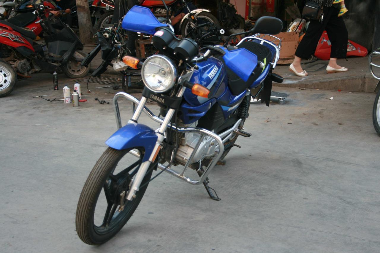 俊仔二手摩托车行