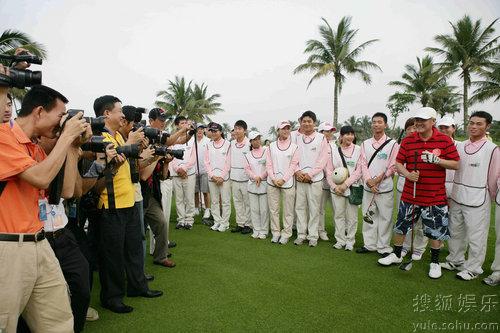高爾夫網球夏令營