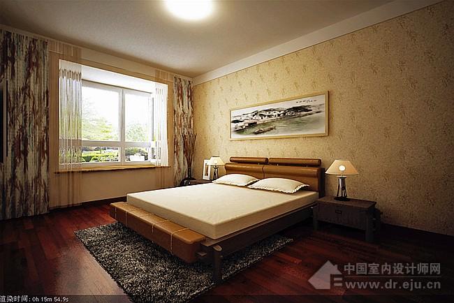 旭景 120�O 简中式-客厅