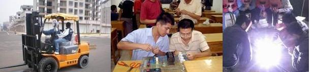 嘉興哪有叉車培訓考證,嘉興塔吊培訓電工焊工學習學校