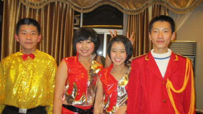 祝贺博兴飞越二胡中心学生卢虹坤考入中国戏曲学院