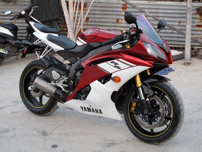 2011年雅马哈YZF-R6