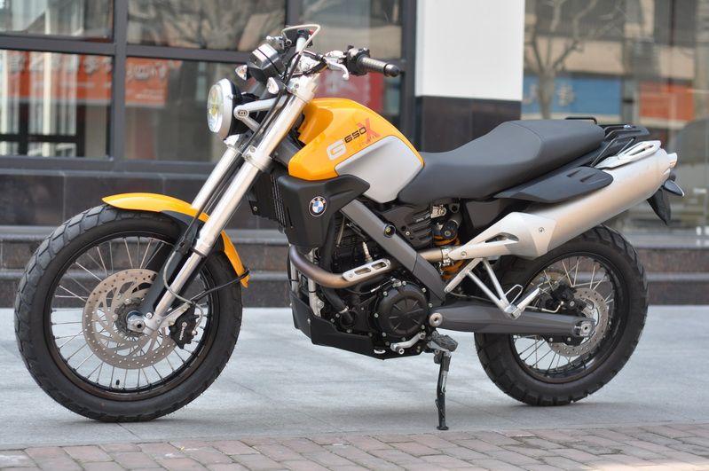 宝马摩托车G650X