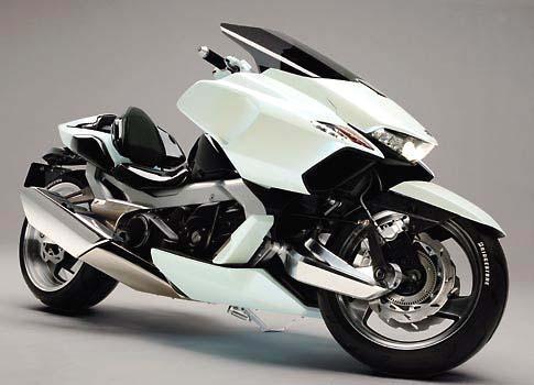 铃木摩托车G-Strider SV650蒙面超人
