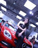 2012最美车模