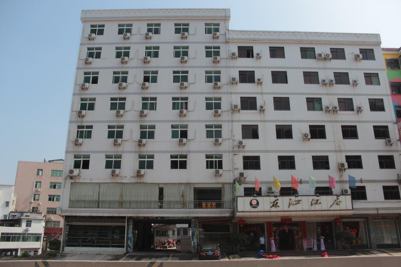 龙川东江酒店