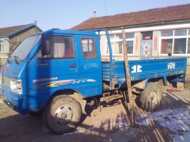 出售四轮单缸小北京农用车