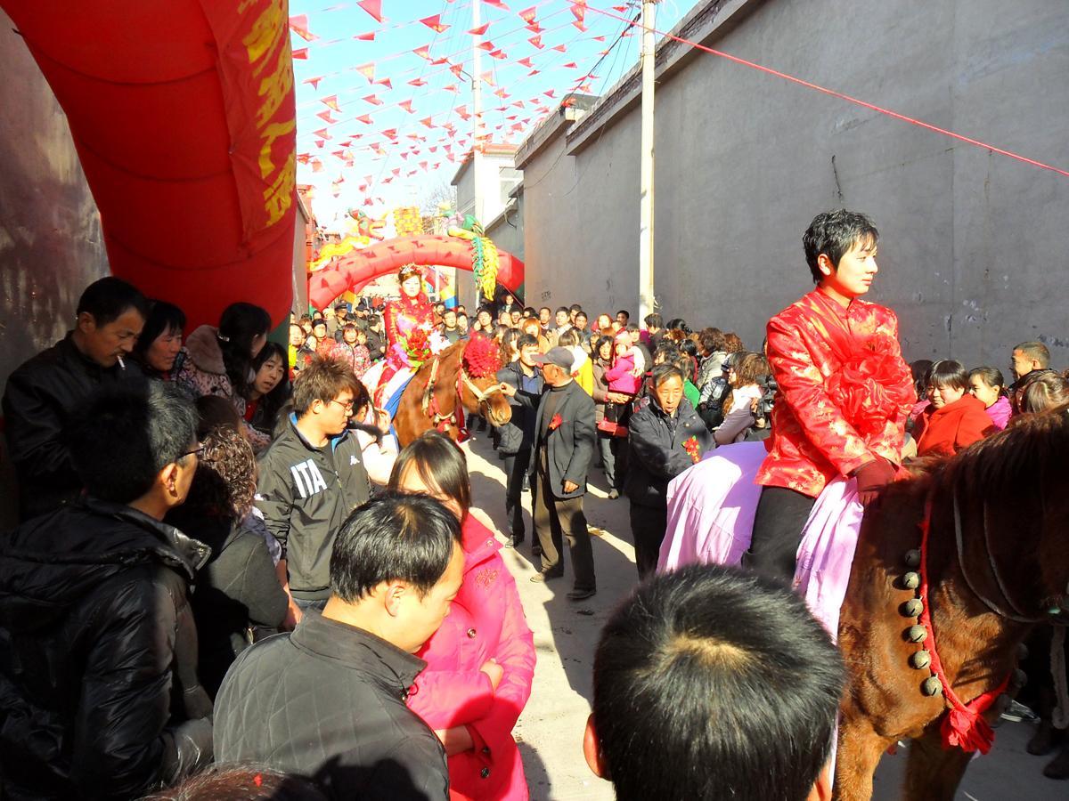 传统中式婚礼