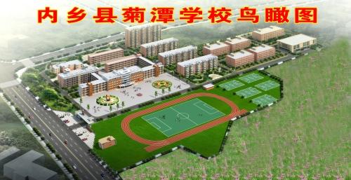 内乡城区最新规划图
