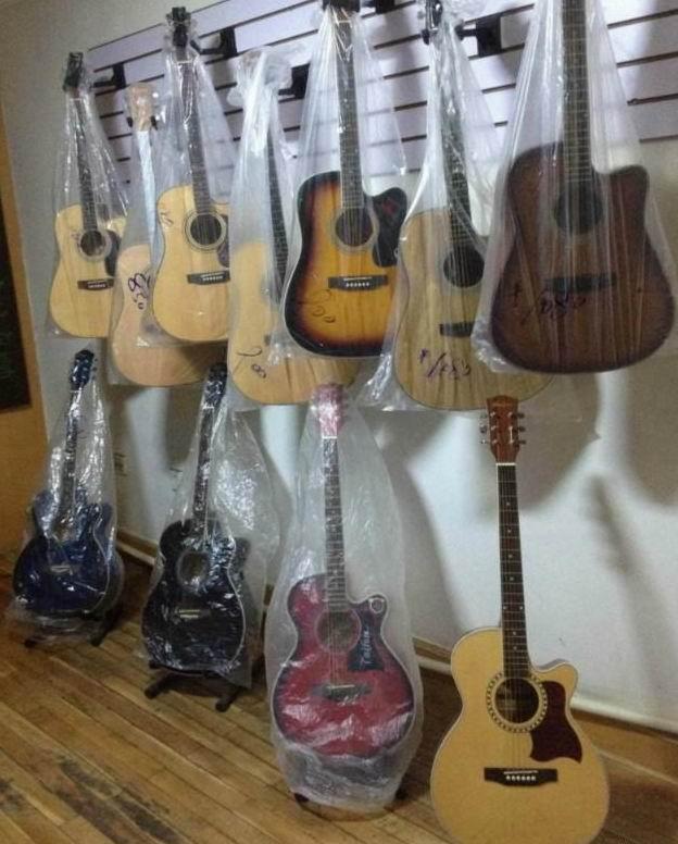 大东木航吉他培训最新推出成人晚班 假期班七月开班