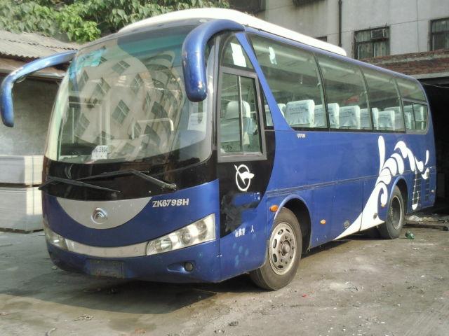 多台11 19 31 35座客车承接婚庆会议等服务包车