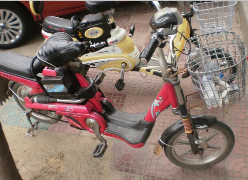 二手电单车