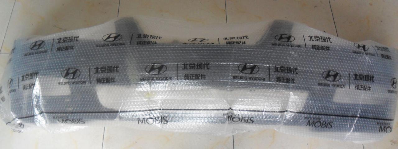 北京现代伊兰特前杠/前保险杠/防撞杠原厂质优价廉