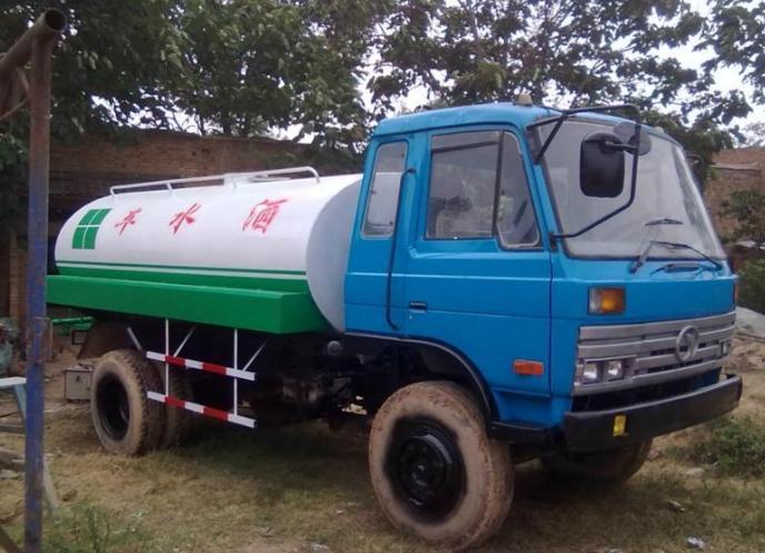 东风洒水车出售10吨罐