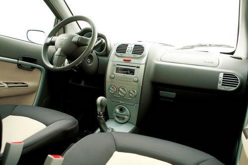 2008款奇瑞A1
