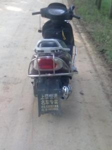 出售踏板摩托车
