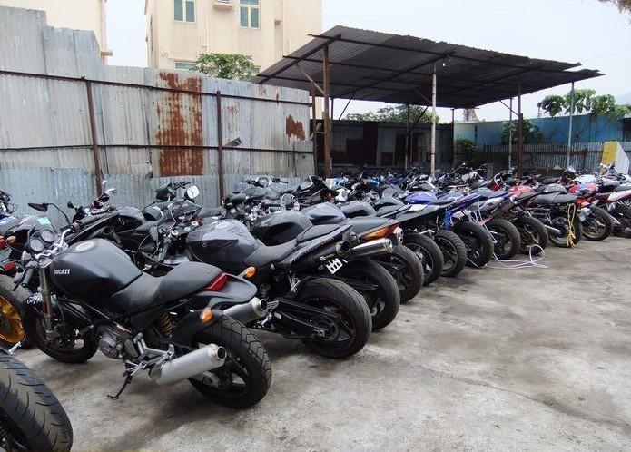 洛阳二手摩托车交易市场