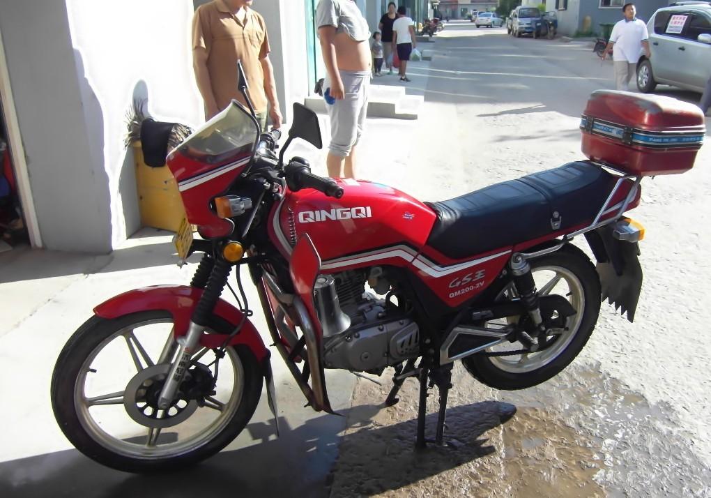 2300元出售轻骑125摩托车