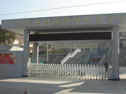 秦安县职校