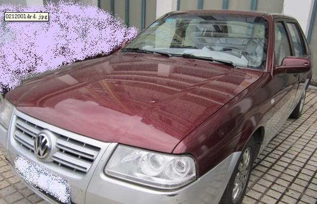 出售浦大众桑塔纳志俊2008款 1.8 MT 舒适