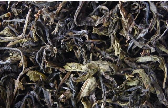 白石農家粗制茶 香醇味正