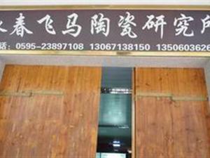 永春飞马陶瓷研究所