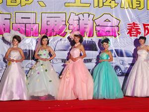 合阳皇家新娘模特