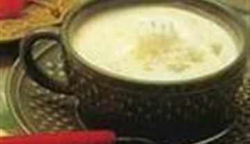 西式牛奶白米粥