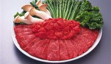 香鲫鱼水晶牛肉