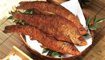 金乡名吃―山阳熏鱼